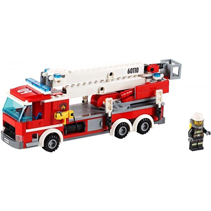 Remiza Strażacka Lego City 60110 Straż Pożarna Lego W Sklep Odidodi