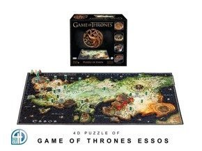 4D Puzzle - Gra o Tron (Game of Thrones) ESSOS