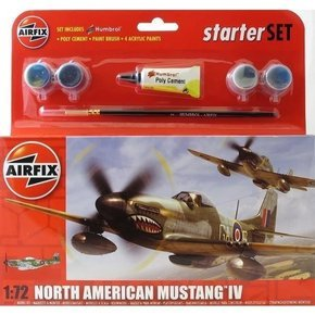AIRFIX North American Mustang IV