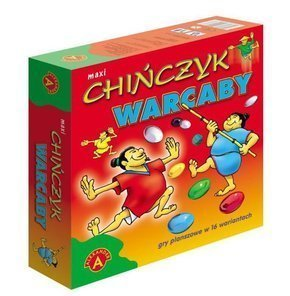Chińczyk / Warcaby Maxi