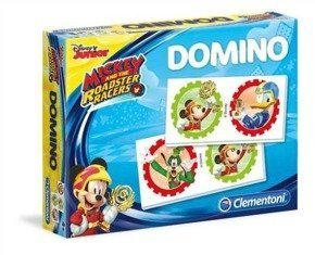 Clementoni Domino Pocket Mickey Roadster 18016