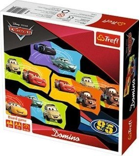 Domino Cars 01599 gra Trefl