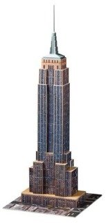 EMPIRE STATE BUILDING Puzzle 3D 216el  125531  RAVENSBURGER