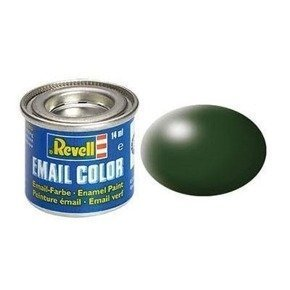 Email Color 363 Dark Green Silk