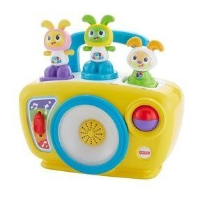 Fisher Price BB Interaktywny Magnetofonik BeBo FJB66