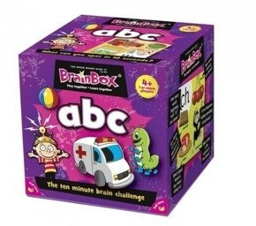 Gra Brainbox ABC