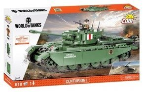 Klocki World Of Tanks Centurion I