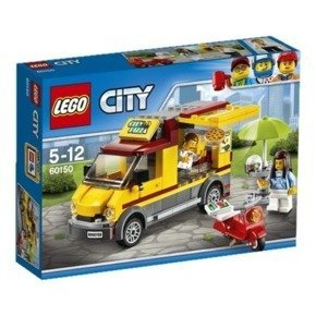 LEGO 60150 CITY Foodtruck z pizzą p6