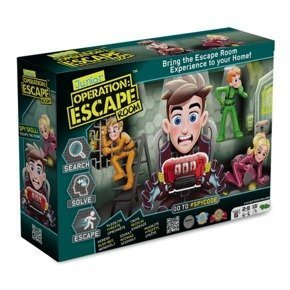 Operacja ESCAPE Room Junior TM TOYS