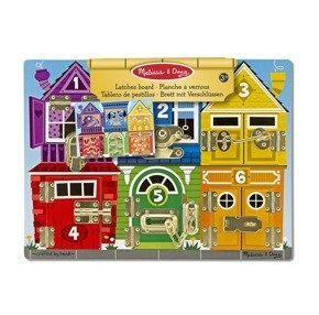 Tablica Edukacyjna Melissa and Doug 13785