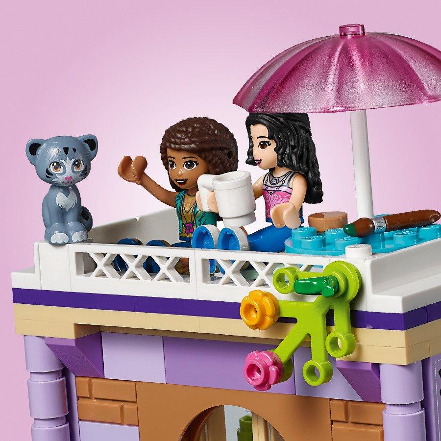Atelier Emmy Lego Friends 41365 Lego W Sklep Odidodi