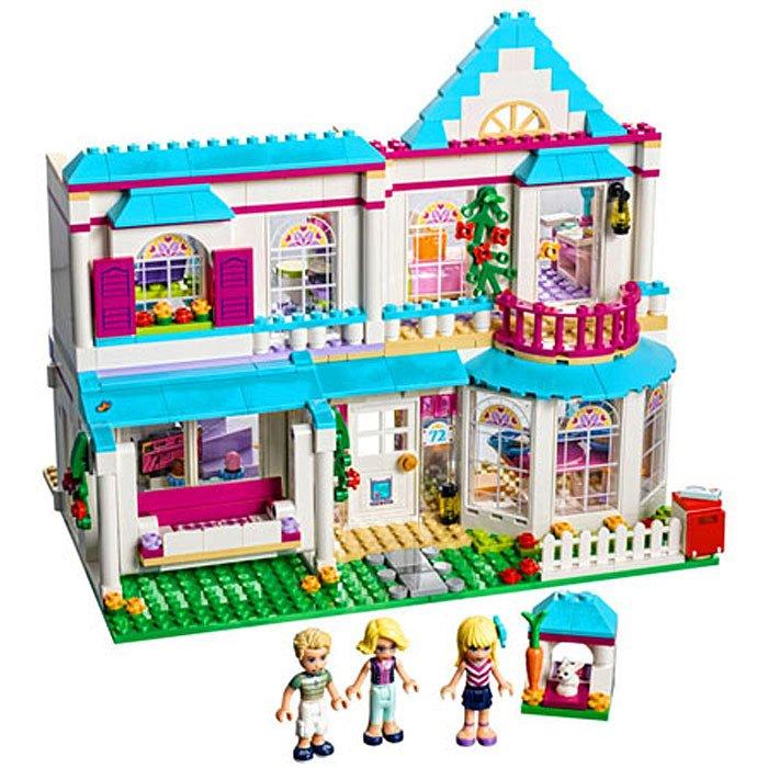 Dom Stephanie Lego Friends 41314 Lego W Sklep Odidodi