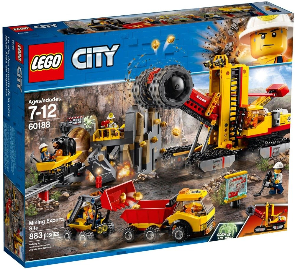 Klocki Kopalnia Lego City 60188 Lego W Sklep Odidodi