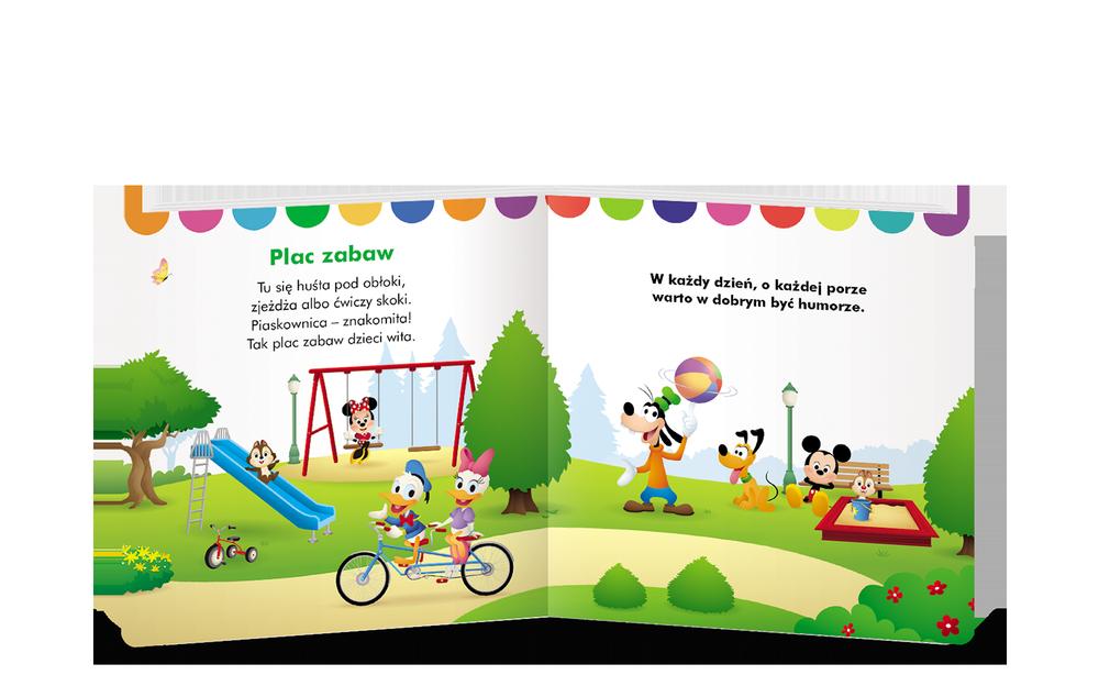 Książ Disney Maluch Wierszyki Dwulatka Na Dzień Dobry Ameet