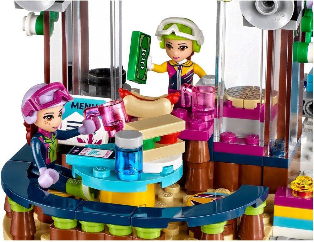 Wyciąg Narciarski W Zimowym Kurorcie Lego Friends 41324 Lego W