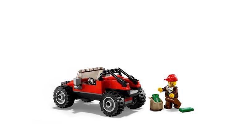 Pościg Górską Drogą Lego City Policja 60172 Lego W Sklep Odidodi