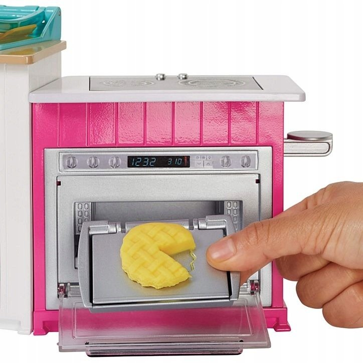 Zestaw Barbie Idealna Kuchnia Mattel Frh73