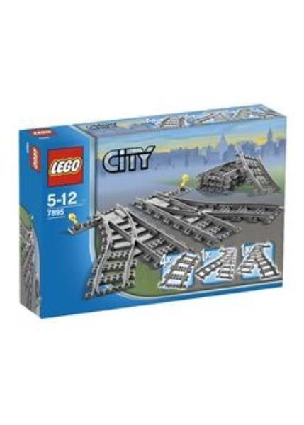 Zwrotnica Kolejowa Lego City Pociąg 7895 Lego W Sklep Odidodi